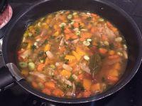 Minestrone aux légumes d'hiver
